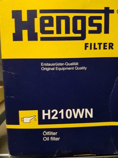 Ölfilter Hengst | H210WN