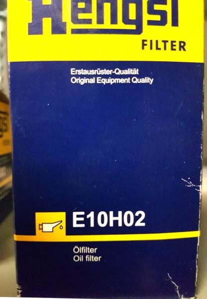 Ölfilter Hengst | E10H02